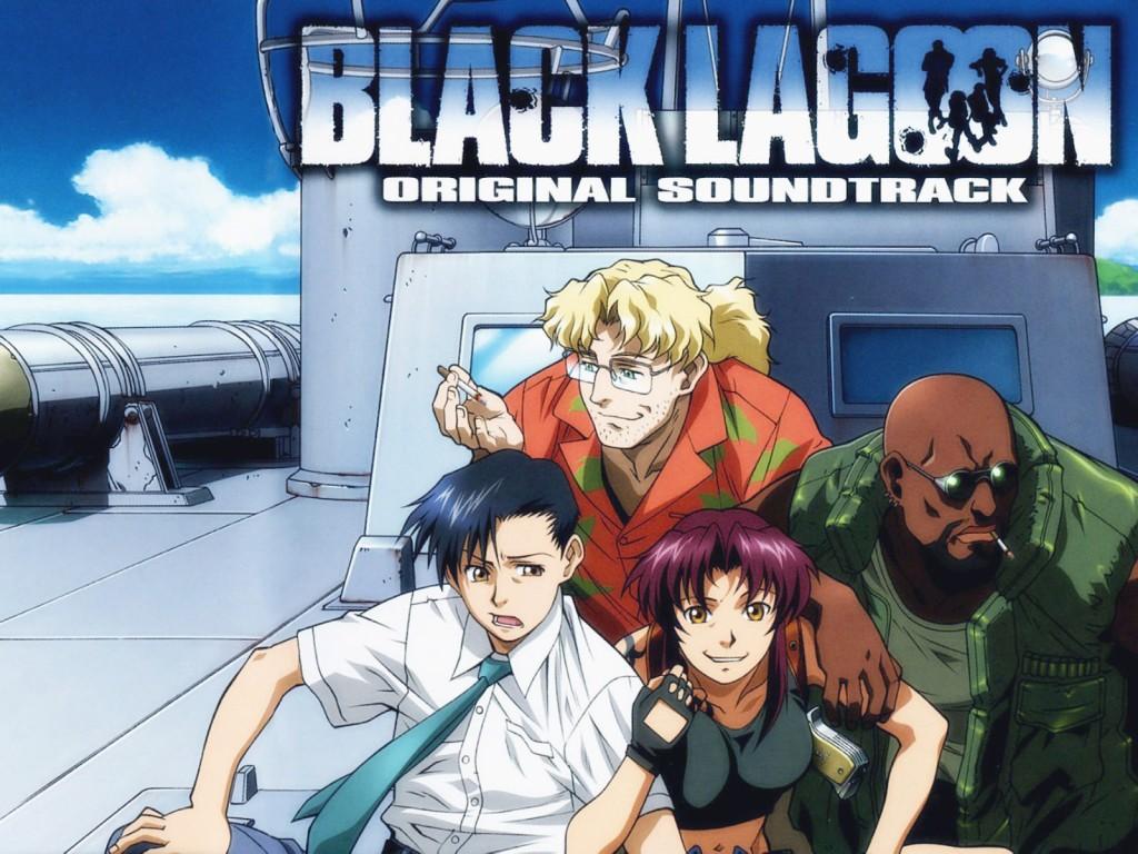 BLACK LAGOONアニメ2